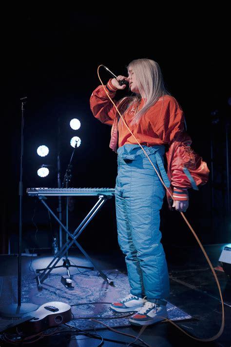 Concert Review  Billie Eilish, Auckland New Zealand, 2017