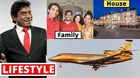Johnny Lever Lifestyle 2020, Wife,Income,Daughter,Son ...