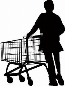 clip art grocery cart