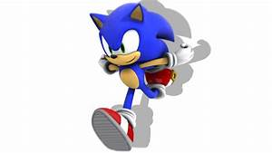 Sonic the Hedgehog Run 3D Render by BlitzPlum on DeviantArt