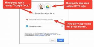 dont trust oauth why the google docs worm was so With google documents privacy