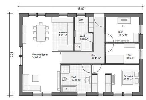 bgx7 bungalow grundriss 106qm 4zimmer house plans decoration grundriss bungalow haus