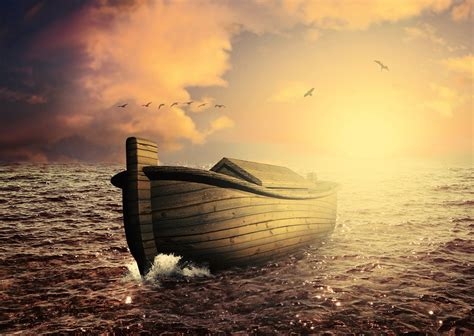 Have Researchers Discovered The Remains Of Noah's Ark