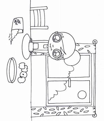 Cooking Coloring Pages Chefs
