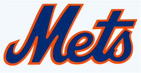 New York Mets Logo 2-color Vinyl Decal Sticker