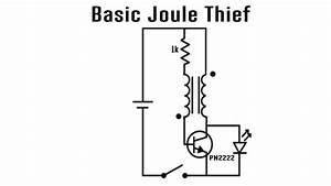 Led Circuit Diagram Joul Theif