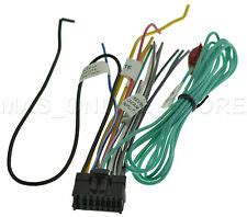 pioneer car audio and video wire harness ebay