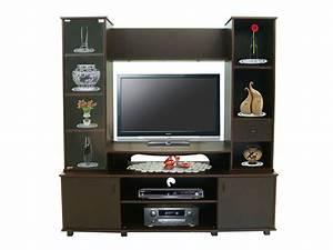 Meuble Tv Living : meubles tv et hi fi tunisie ~ Teatrodelosmanantiales.com Idées de Décoration