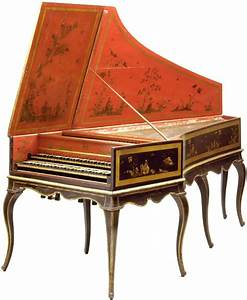 """Double-manual harpsichord."""