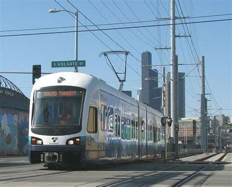 seattle link light rail seattle s new link light rail system brings rapid transit