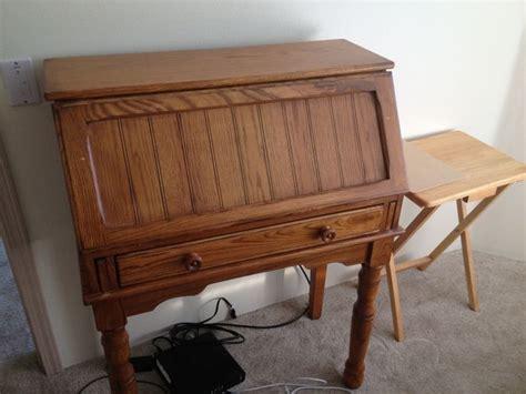 142 furniture 6 small drop front desk