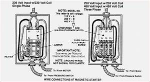 30 Air Compressor Wiring Diagram 230v 1 Phase