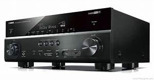 Yamaha Rx-v781 - Manual - Audio Video Receiver