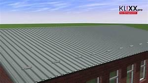 Wie Wird Ein Dach Gedämmt : trapezblech dach montage eo54 hitoiro ~ Lizthompson.info Haus und Dekorationen