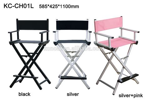 portable lightweight aluminum director chair cheap folding
