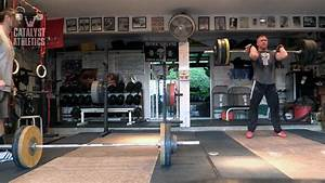Are You A Good Teammate  By Mike Gray - Olympic Weightlifting - Catalyst Athletics