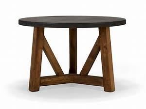 Möbel Mit Stil : massivholz esstisch rund aus pinie industrial chic shabby chic lifestyle m bel mit stil ~ Markanthonyermac.com Haus und Dekorationen