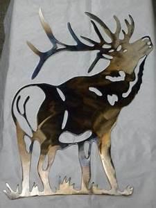 Joe's Mule Deer Buck Silhouette, Mule Deer Coloring Page