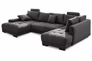Sofa Zum Halben Preis : wohnlandschaft roberto grau sofas zum halben preis ~ Bigdaddyawards.com Haus und Dekorationen