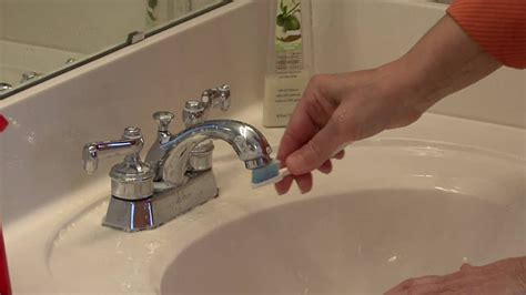 bathroom cleaning tips   clean faucets youtube