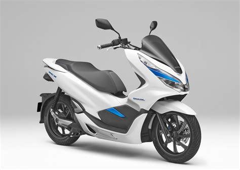 Canggihnya Honda Pcx Electric 2018 . . . Sudah Siap