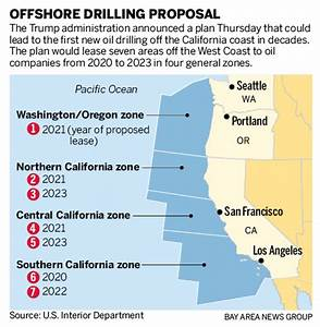 New offshore oil drilling proposed off California coast by ...