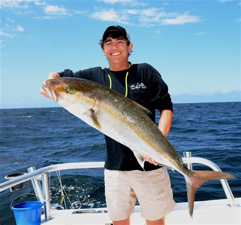 Fishing For Amberjack In Orange Beach