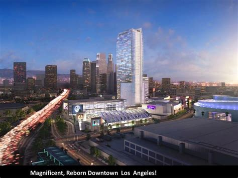 Ppt  Magnificent, Reborn Downtown Los Angeles! Powerpoint