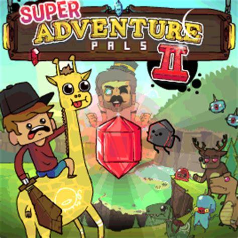 super adventure pals ii concepts giant bomb