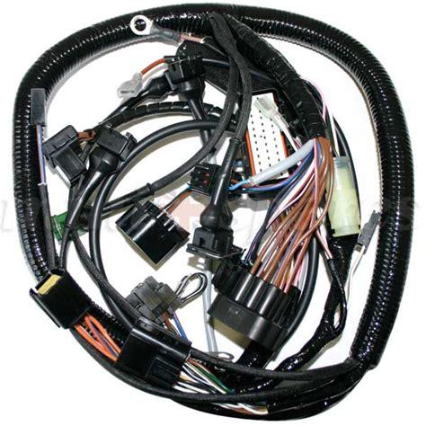 ysb10219 mini wiring harness to ecu for spi