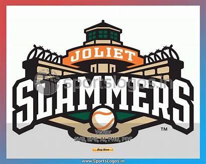 Svg Baseball Joliet Sports Slammers Logos Sportslogos