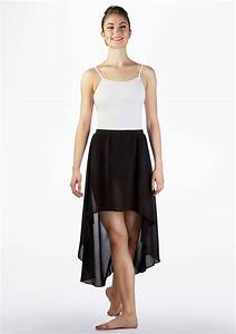 bloch lyrical contemporary dance skirt black move With robe danse contemporaine