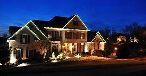 Light N Shine: Indoor Outdoor LED Christmas Lighting Ideas