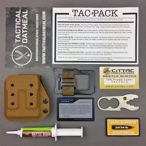 subscription box tactical boxes today