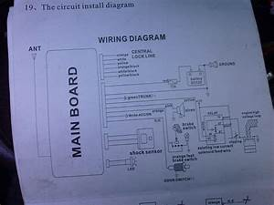 Fiat Doblo Central Locking Wiring Diagram