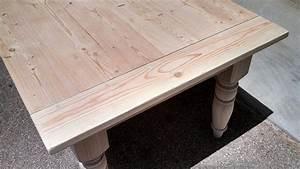 Custom, Turned, Leg, Farmhouse, Table, By, Urban, Safari, Furniture, Company