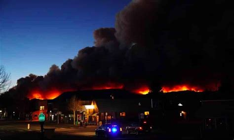 granby grand lake evacuated  east troublesome fire