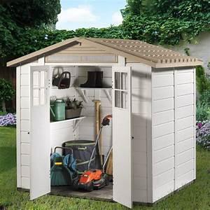Petit Abri De Jardin : petit abri de jardin r sine pvc 3 98 m ep 22 mm evo 200 ~ Premium-room.com Idées de Décoration