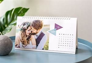 Personalised Desk Calendars