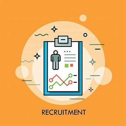 Selection Vector Recruitment Personnel Icon Recruiter Human
