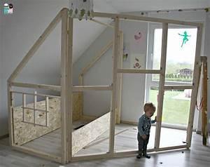 Kinderbett Unter Dachschräge : 25 best ideas about selber bauen anleitung on pinterest ~ Michelbontemps.com Haus und Dekorationen