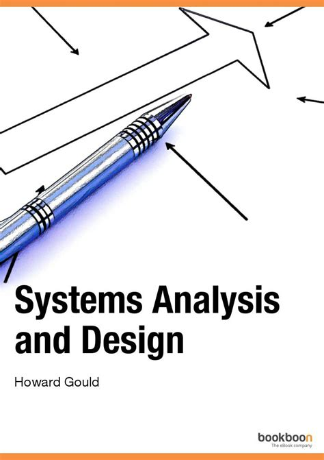 system analysis and design systems analysis and design