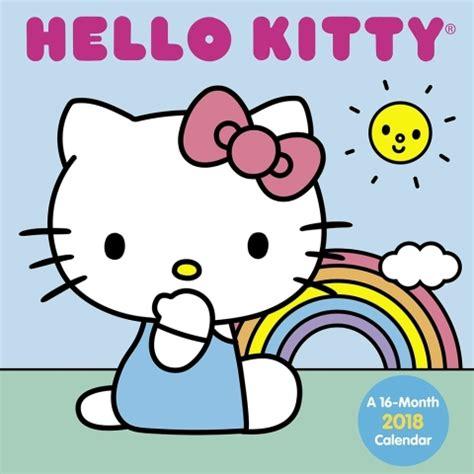 Hello Kitty 2018 Wall Calendar: 9781682097120 ...