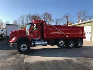 International Dump Truck 2017