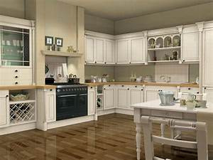 decorating with white kitchen cabinets designwallscom With white kitchen cabinet design ideas