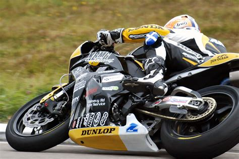 Keith Amor Retires From Motorcycle Road Racing