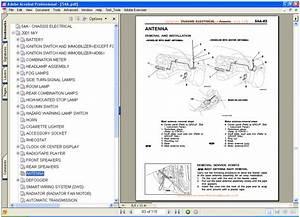 Mitsubishi Pajero Workshop Manual