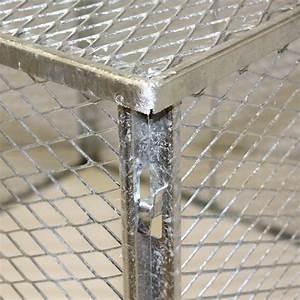 Gabionen Richtig Befüllen : metall komposter in verzinkt bei draht driller kaufen ~ Frokenaadalensverden.com Haus und Dekorationen