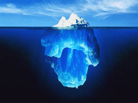 clipart iceberg iceberg clipart pencil and in color iceberg clipart