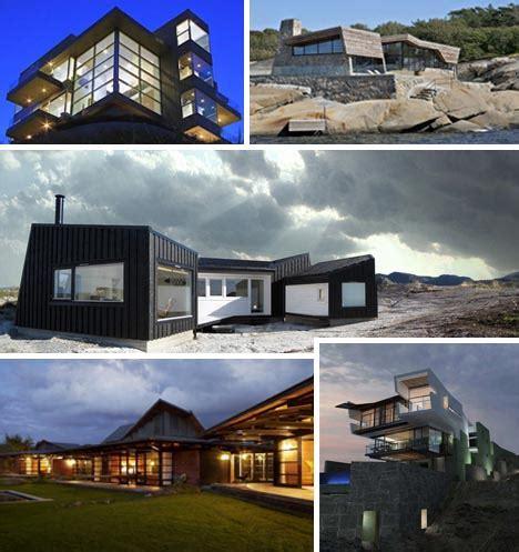 interior homes designs waterfront wonders 8 great modern island homes